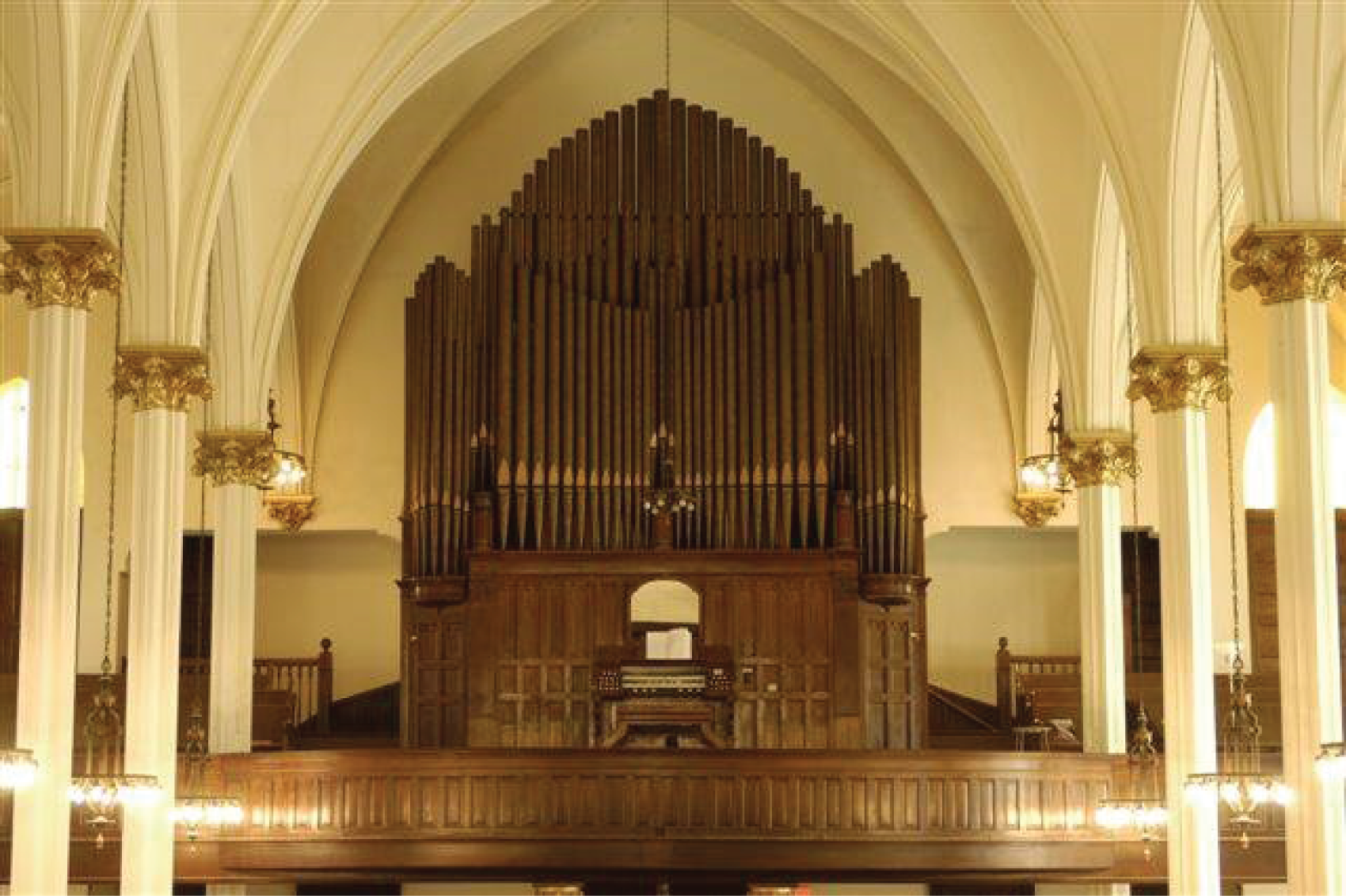 American Guild of Organists Holiday Concert
